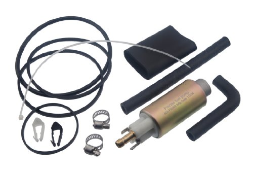 Precise 402-P2002 Electric Fuel Pump For Select Ford, Mazda, And Mercury Vehicles