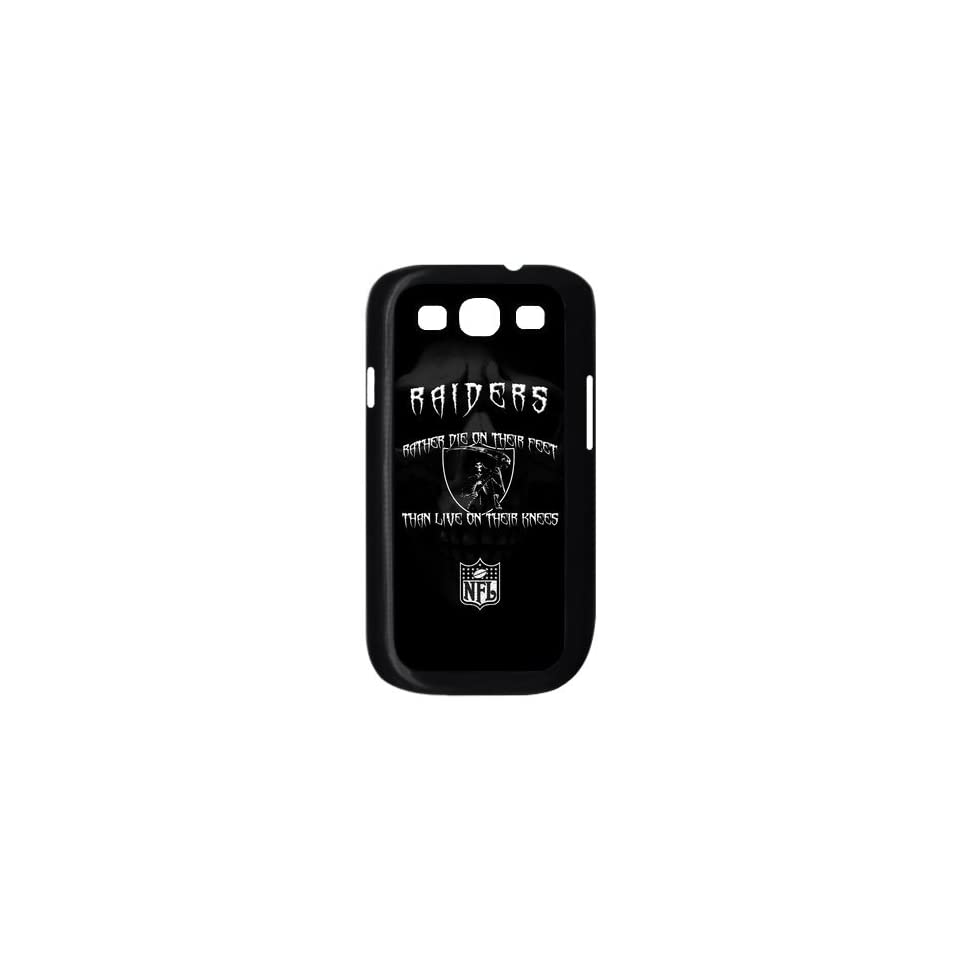 Unique Design 2013 New Style NFL Oakland Raiders Team Logo SamSung Galaxy S3 I9300/I9308/I939 Case at diystore