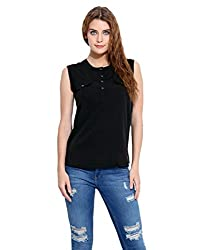 Black Regular Shirt L