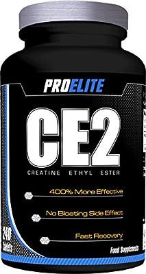 ProElite Creatine Ethyl Ester ( CEE / CE2 ) Hardcore x 240 Tablets