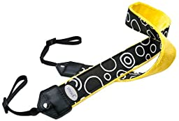 MOD 215  Camera Strap (Black/White)