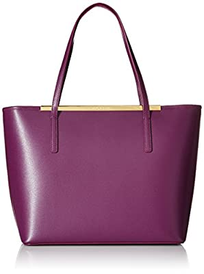 Ted Baker Noelle Crosshatch Shopper Tote Bag