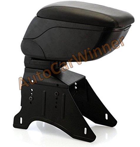 ACW Black Car Armrest for Maruti Alto K10