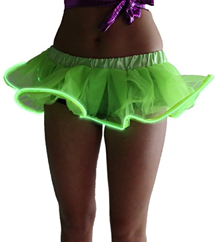 Light Up Tutus by Electric Styles (Green)