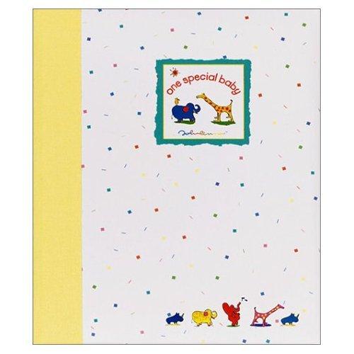 John Lennon Rare Baby Record Book - One Special Baby - Hardbound Keepsake - 1