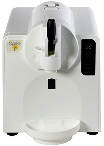 Automatic Soft Serve Ice Cream Maker (Commercial Quality for Home Use; No Freezing of Bowls!) (Soft Serve Home Machine compare prices)