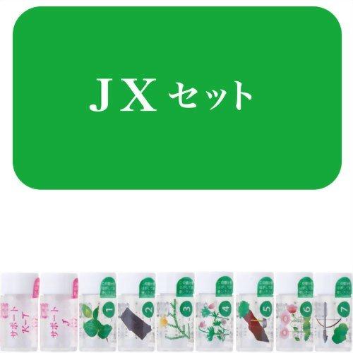 ホメオパシージャパンレメディー JXセット