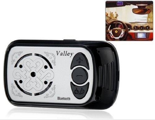 9200 Multifunctional Bluetooth Hands-Free Car Speakerphone Kit (Black)