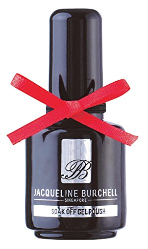 ジャクリーンバーチェル ジェルポリッシュカラーレッド系#1 SR002 ダークレッド
