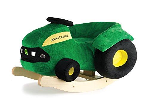Ertl-John-Deere-Plush-Rocking-Tractor