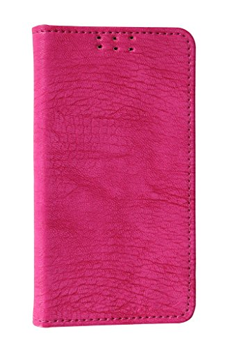D.rD Artificial Leather Mobile Flip Cover For LENOVO S 850 (Pink)  available at amazon for Rs.299