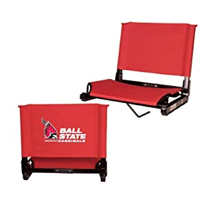 Ball State Stadium Chair Red