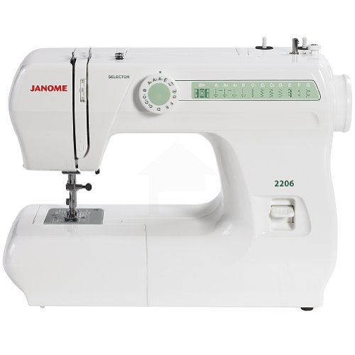 janome 2206 sewing machine review