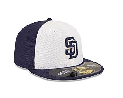 MLB San Diego Padres Diamond Era 59Fifty Baseball Cap