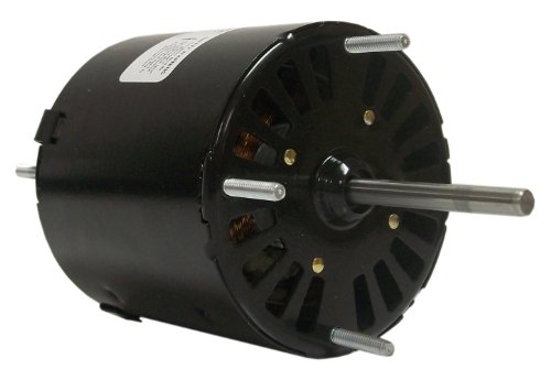 Fasco D203 3.3-Inch General Purpose Motor, 1/40 Hp, 115 Volts, 3000 Rpm, 1 Speed, 1 Amps, Oao Enclosure, Ccwse Rotation, Sleeve Bearing