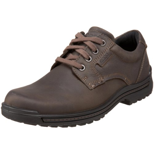 Ecco Iron 511044, Men's Lace-Up Shoes - Brown, 43 EU
