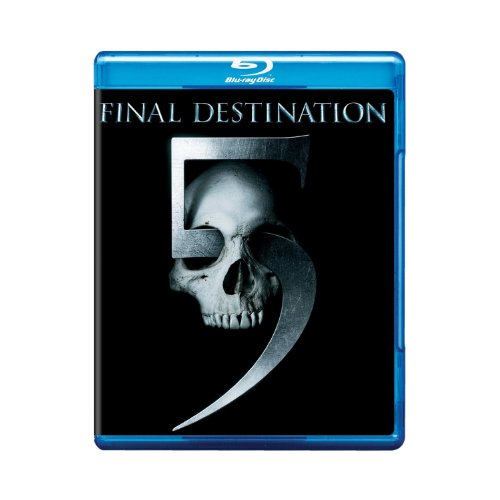 Cover art for  Final Destination 5 [Blu-ray]