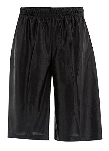 子供 120-170cm バスケットパンツ ダンスパンツ【1598340】 130cm ブラック