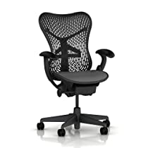 Hot Sale Mirra Chair by Herman Miller - Basic - Graphite Frame - Graphite
