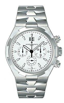 [ヴァシュロン・コンスタンタン] VACHERON CONSTANTIN 腕時計 オーバーシーズ クロノ 49150/B01A-9095 シルバー [並行輸入品]