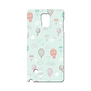 BLUEDIO Designer Printed Back case cover for Samsung Galaxy Note 4 - G2147