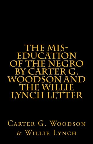 miseducation of the negro The mis education of the negro download the mis education of the negro or read online here in pdf or epub please click button to get the mis education of the negro book now.