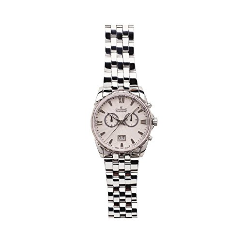 Charmex Geneva Homme 42mm Chronographe Date Montre 2670