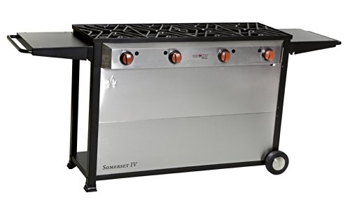 Camp Chef Home Somerset 4-Burner Cart Stove