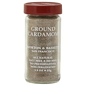 Amazon.com : Morton & Bassett Cardamon, Ground, 1.9-Ounce ...