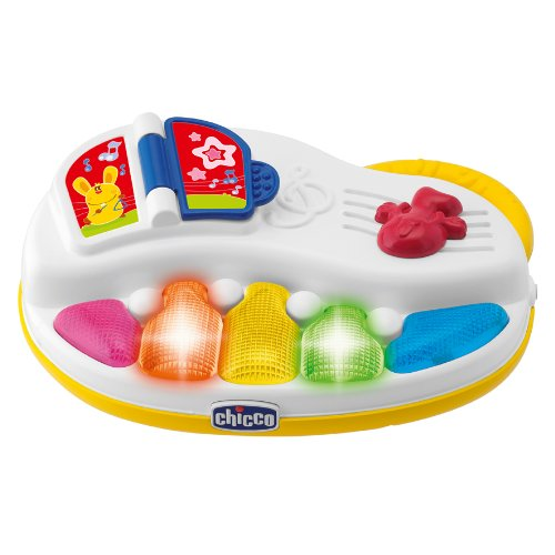Chicco  Do Re Mi Baby Piano (Discontinued by Manufacturer) - 1