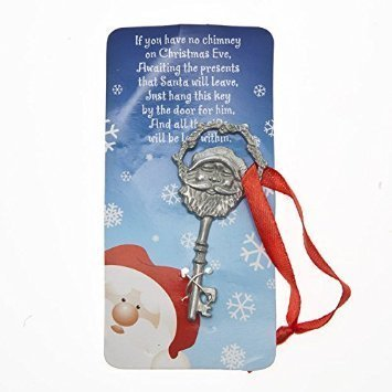Key For Santa Claus