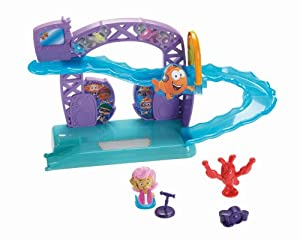 Fisher-Price Bubble Guppies Rock and Roll Stage from Fisher-Price