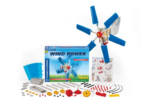 Thames & Kosmos Alternative Energy and Environmental Science Wind Power - 1