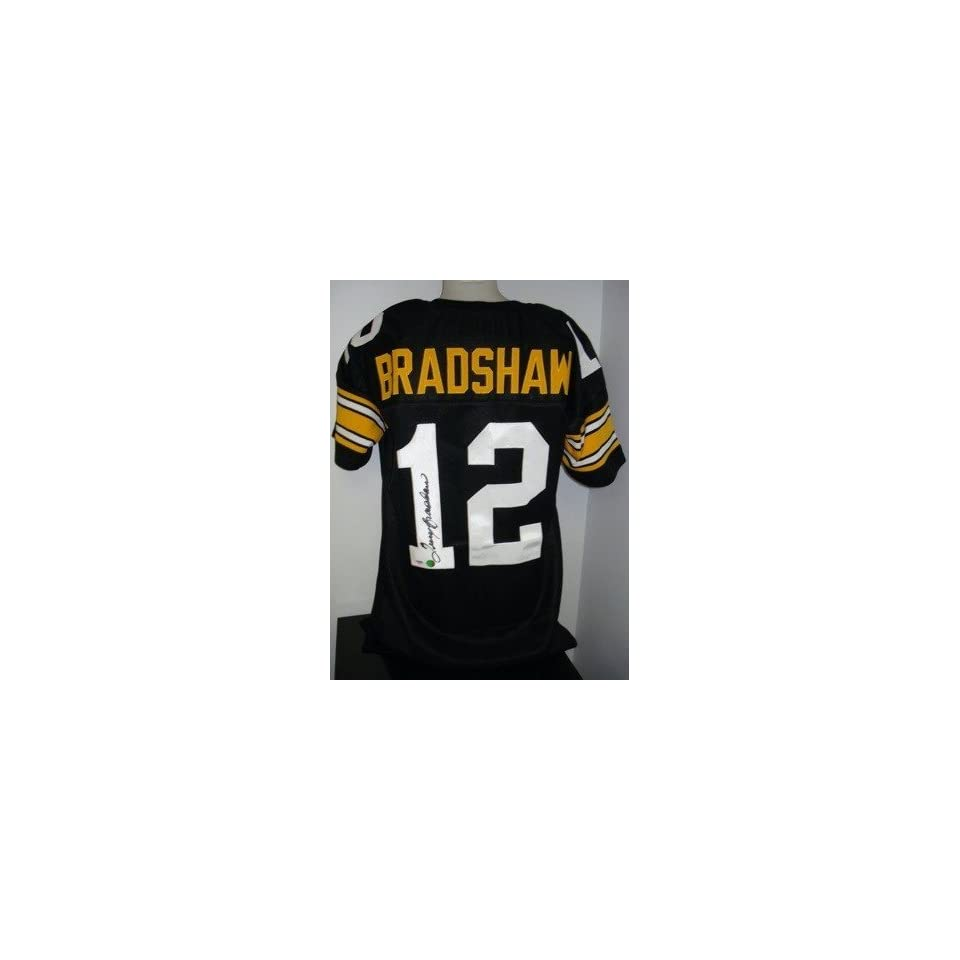 the latest 70a17 2d061 Signed Terry Bradshaw Jersey PSA DNA Autographed NFL Jerseys ...
