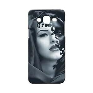G-STAR Designer 3D Printed Back case cover for Samsung Galaxy E7 - G4646