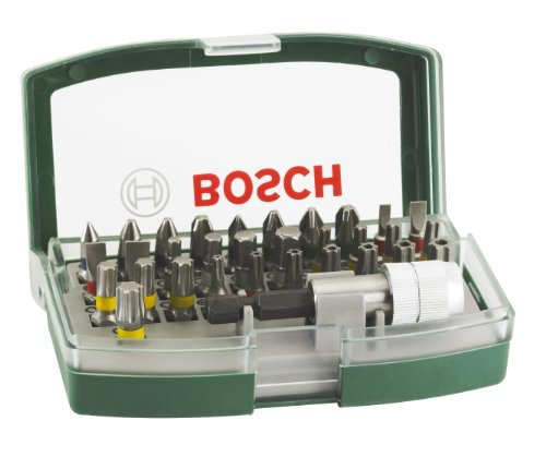 Bosch 32pcs Screwdriver Bit Photo