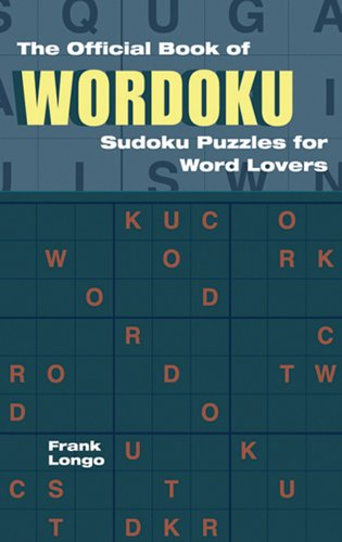 Image for The Official Book of Wordoku: Sudoku Puzzles for Word Lovers