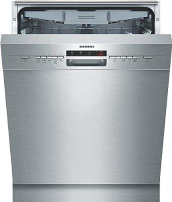 Siemens SN45M589EU Unterbau-Geschirrspüler / A++ AA / 10 L / 0.93 kWh / 59.8 cm / Edelstahl