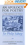 An Apology for Poetry (or the Defence of Poesy): Revised and Expanded Second Edition