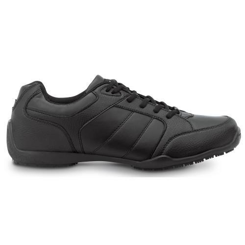 SRM600 SR Max Rialto Women's Black Slip Resistant Athletic Sneaker sr сумка для девочки 16007 black разноцветный sr