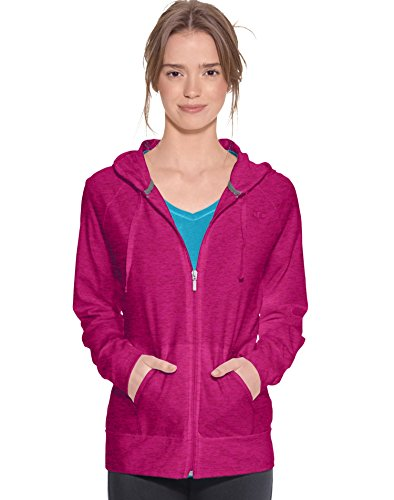 champion-womens-jersey-jacket-berry-delight-heather-l