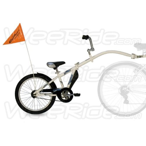 Check Out This WeeRide Co-Pilot Bike Trailer