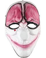 Fashion Party Mask, SALICO Quality Resin Payday 2 Hoxton Masquerade Costume Mask