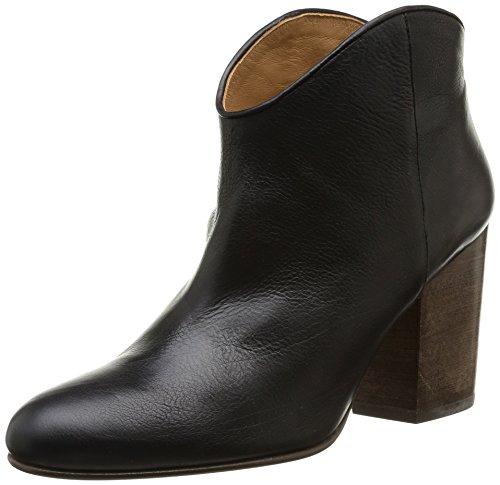 Castaner - Monique, Stivale da donna, nero (calf leather black), 36