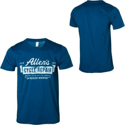 Image of Twin Six Allen's T-Shirt - Short-Sleeve - Men's (B007L0DCA2)