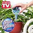 Aqua Globes AG071106 3-Count Mini Watering Globes (Discontinued by Manufacturer)