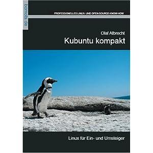eBook Cover für  Kubuntu kompakt Linux f uuml r Ein und Umsteiger