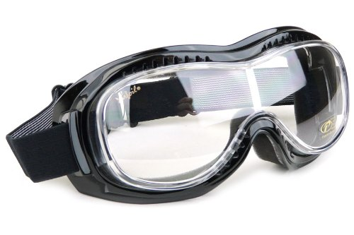 Mark 5 Vision Goggles - Clear Lenses