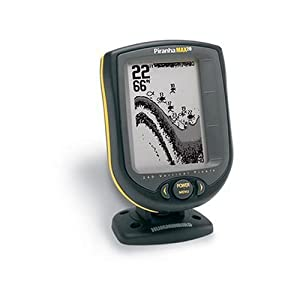 Humminbird piranhamax 20 portable depth finder w cable for How to read a humminbird fish finder