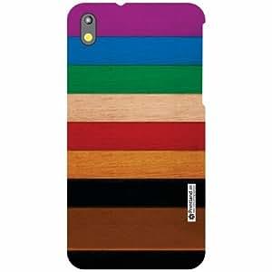HTC Desire 816G Back Cover - Wood Art Designer Cases